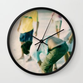 sandboard Wall Clock