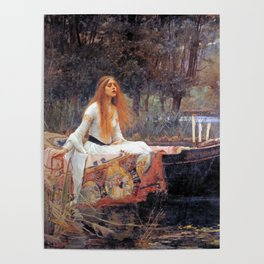 Lady Guinevere Poster