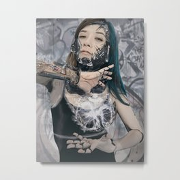 New Meaning Metal Print