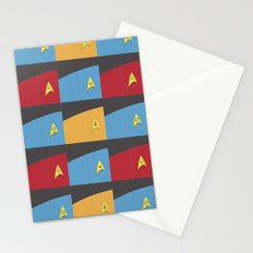 Star Trek - Insignia Stationery Cards