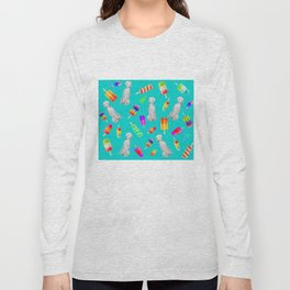 WEIMS AND POPSICLES Long Sleeve T-shirt
