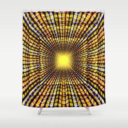 Starburst, 2360q Shower Curtain