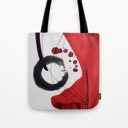 Enso Of Zen 102A by Kathy Morton Stanion Tote Bag