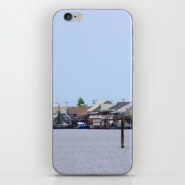 Salt Bayou iPhone Skin