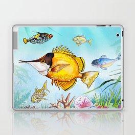 Coral Reef Laptop & iPad Skin