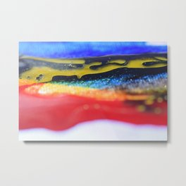 Violette Alshin - Student Artwork/Photography for YoungAtArt Fundraiser Metal Print