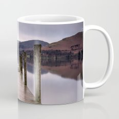 Lake View with Wooden Pier Mug