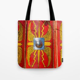 Roman Military Shield - Scutum Tote Bag