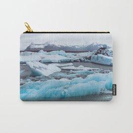 Jökulsárlón Glacier Lagoon, Iceland Carry-All Pouch