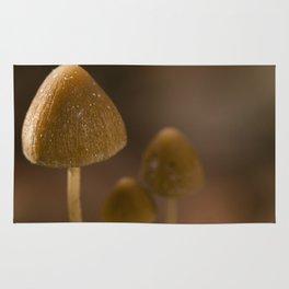 Little mushrooms #2 Rug
