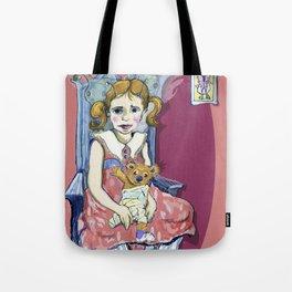 Bestiolas 1 (Little Creature) Tote Bag