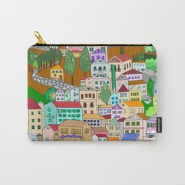 Symi, Greece Carry-All Pouch
