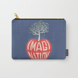 Imagination Is The Beginning Of Creation- George Bernard Shaw Quote Carry-All Pouch