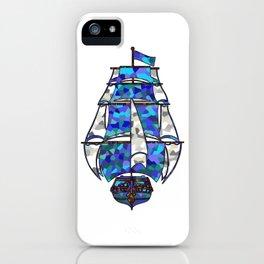 Pirate Ship [Multicolored] iPhone Case