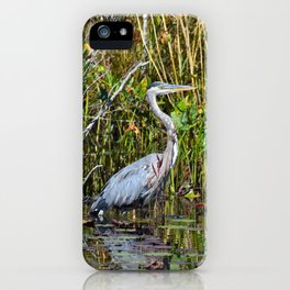 It's A Jungle Out There iPhone Case