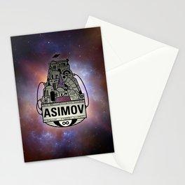Forever Asimov  Stationery Cards