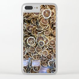 When Life Gives You Lemons Clear iPhone Case