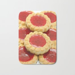 High calorie food Bath Mat