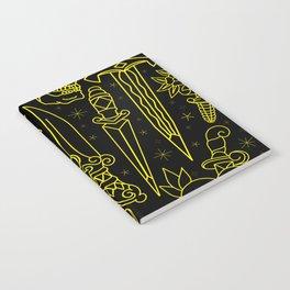 Blades Notebook