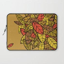 Autumn Memories (a pile of leaves) Laptop Sleeve