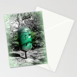 Golf Hill Letter Box Stationery Cards