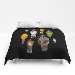 Pretty Dead Comforters