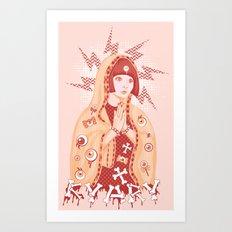 St. Kyary Art Print
