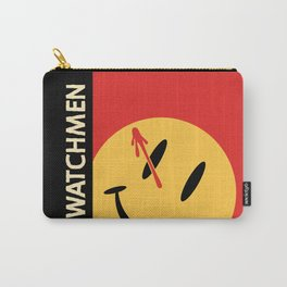 Who Watches Who? Carry-All Pouch