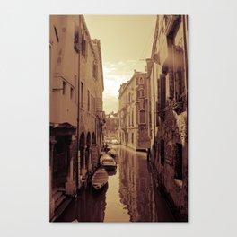 Venetian Anamnesis Canvas Print