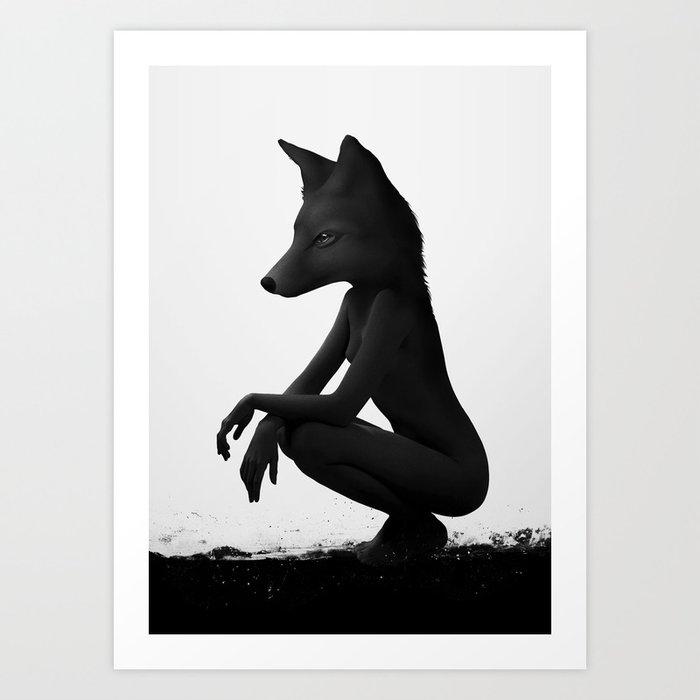 The Silent Wild Art Print