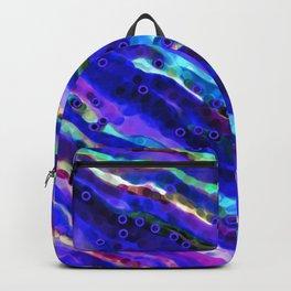 Beneath Blue Waves Backpack