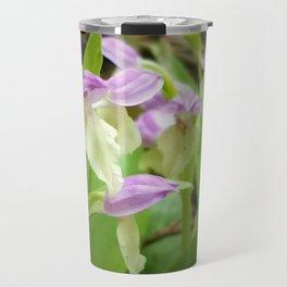 Showy Orchis Travel Mug