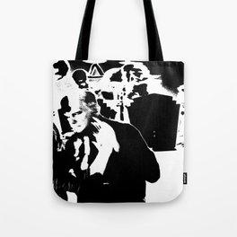 Cotton Club Smooch Tote Bag