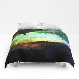 Wetterleuchten Comforters