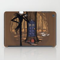 hallion iPad Cases featuring What's This? What's This? by Karen Hallion Illustrations