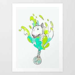 DevilBong Art Print