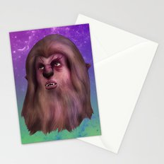 M83: Werewolf Stationery Cards