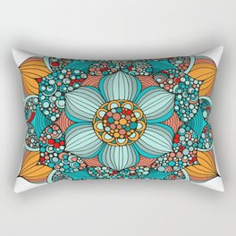 Mandala Rectangular Pillow