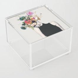Floral beauty Acrylic Box