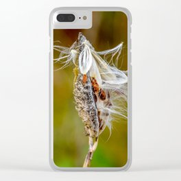 Time to Seed by Teresa Thompson Clear iPhone Case