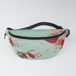 Fun Of The Fairground Fanny Pack