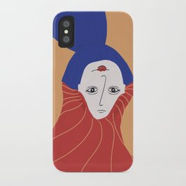 happy tobe sad iPhone Case