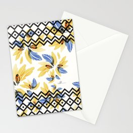Plume 3 Stationery Cards