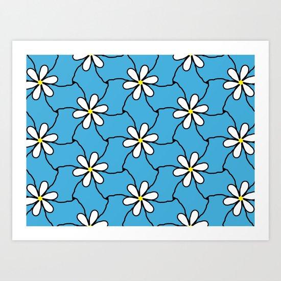Flower Power #2 Art Print