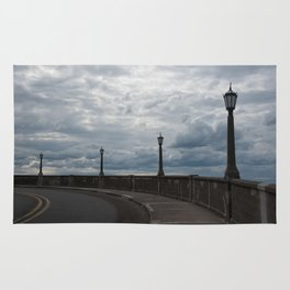 The Vista House Lamps Rug