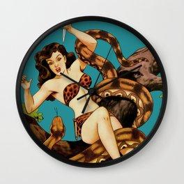 Panthera Wall Clock