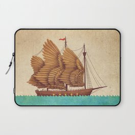 Winged Odyssey Laptop Sleeve