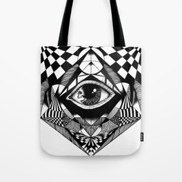 [earth requiem] Tote Bag