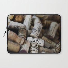 Wine Cork No. 4 Laptop Sleeve