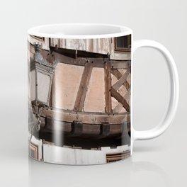 Light and Shadow Lamp Coffee Mug